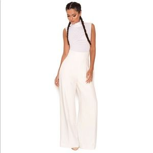HOUSE OF CB 'SAMAY' Wide Leg Jumpsuit